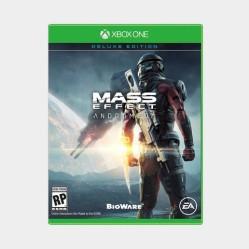 Andromeda's Xbox 1 Cover Art