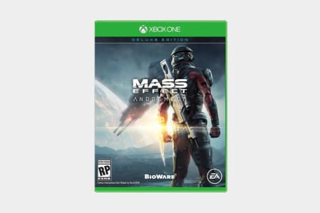 Andromeda's Xbox 1 Cover Art