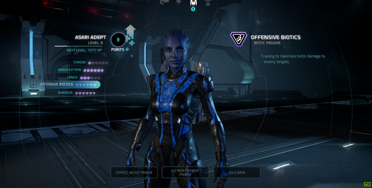 Asari Adept Build (Post 1.06)